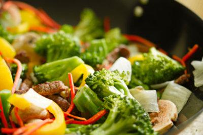 Steak und Gemüsepfanne - einfach lecker