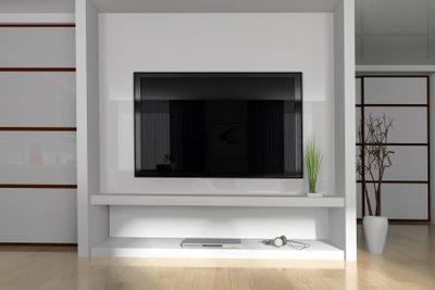 Plasma-TV für den Fernseh-Raum
