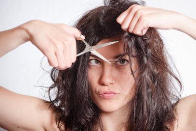 Kräftige Haare benötigen eine ausgewogene Ernährung.