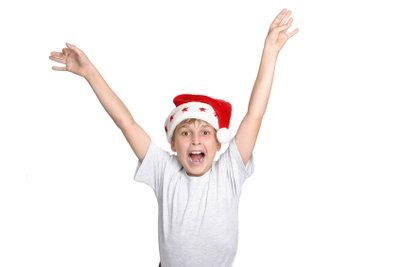 Feiern Sie Weihnachten mit den Sims.