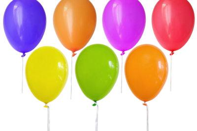 Faschingsumzug - Luftballons, Konfetti und gute Ideen