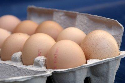 Sind die Eier noch frisch?