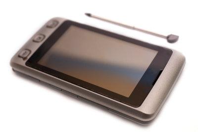 E-Mail-Konto auf dem HTC einrichten
