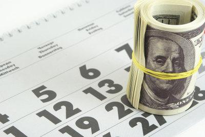 Ein Dauerauftrag erleichtert regelmäßige Zahlungen.