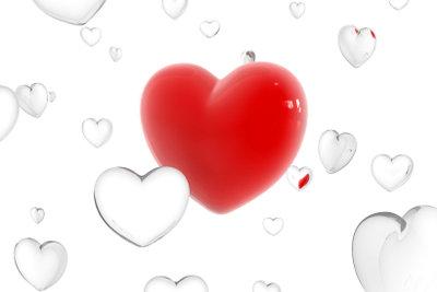 Das Herz als Zeichen der Liebe