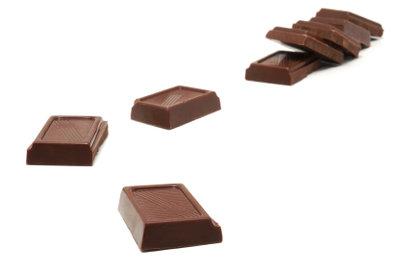 Schokolade sollten Sie bewußt genießen.