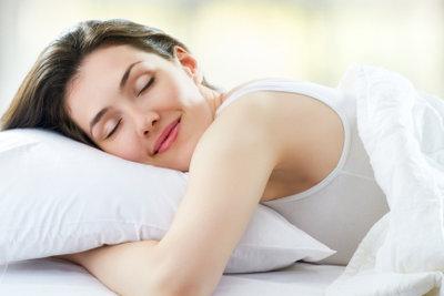 Sorgen Sie für einen gesunden Schlaf.