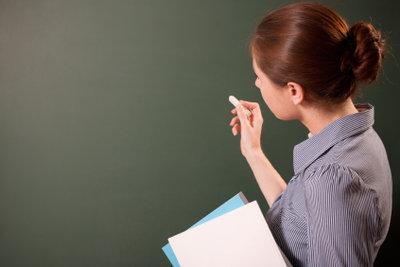 Prüfungen können nervenaufreibend sein.