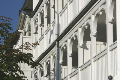 Binz - Bäderarchitektur auf Rügen