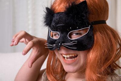 Katzenkostüme können sexy sein.