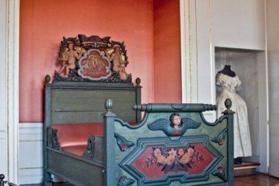 Ein märchenhaft romantisches Schlafzimmer