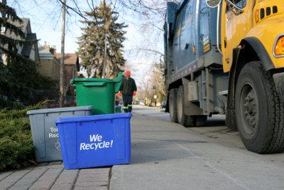 Mit der richtigen Ausbildung Müllmann werden.