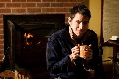 Heiße Getränke wärmen.
