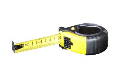 Richtig messen penisgröße Die Penisgröße