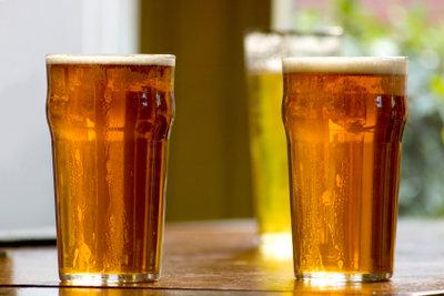 Sie können Alkohol nach Dänemark einführen.
