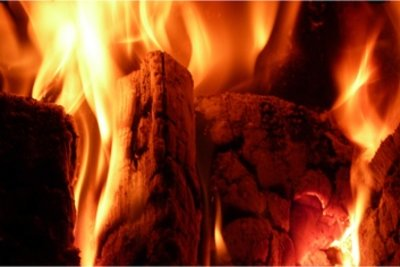 Schützen Sie Dokumente vor Feuer.