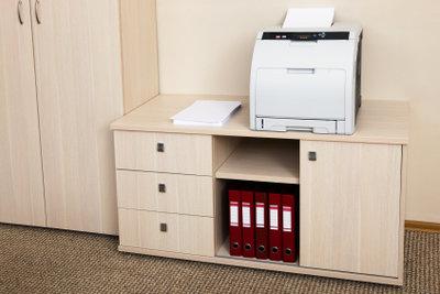 Reinigen Sie den Druckkopf vom HP C5180.