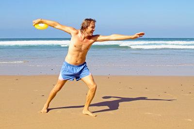Sport kann zu Muskelkater führen.