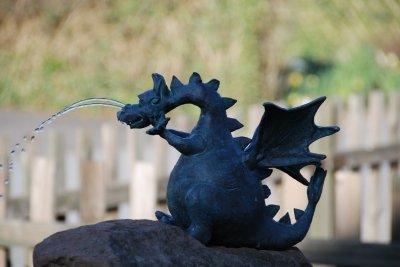 Drachensteine bekommen Sie von blauen Drachen.