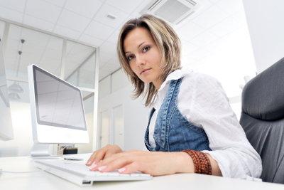 Mit dem Mac-Schreibprogramm arbeiten