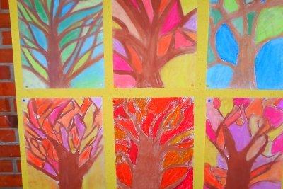 Kunst im Kindergarten - kreativ und schön