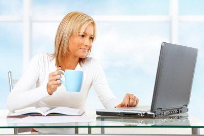 Ein Arbeitszimmer kann steuerlich absetzbar sein.