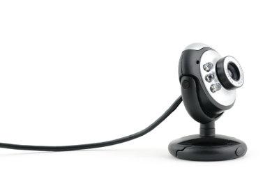 Mit einer Webcam Fotos aufnehmen
