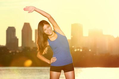 Trainieren Sie den Rücken regelmäßig.
