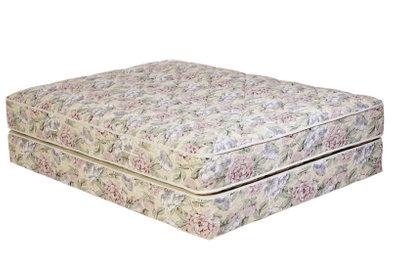 Eine Matratze kann Rückenschmerzen machen.