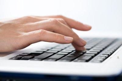 Eingabegerät Tastatur