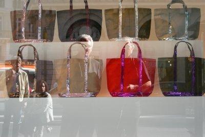 Für jedes Outfit die passende Tasche.
