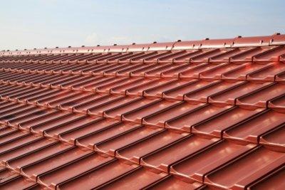 Glasierte Dachziegel haben viele Vorteile.