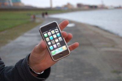 Ein iPhone, das Gold wert ist!