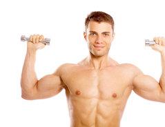 Zunehmen an der Brust - so gehts mit Übungen