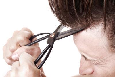 Neue Frisur für Männer ausprobieren