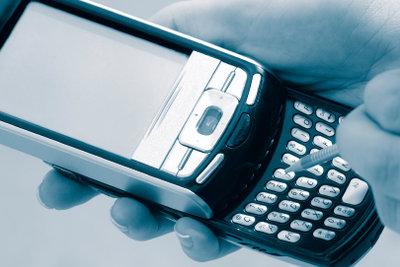 E-Mails auf dem Smartphone