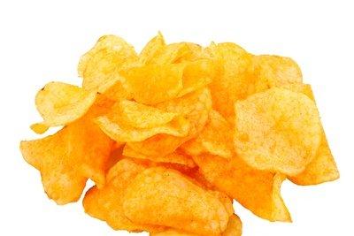 Chips gehören zur Grundausstattung.