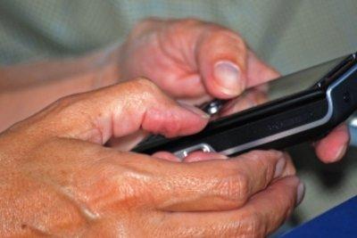 Mit dem Handy schnell surfen