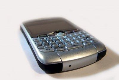 Das Blackberry mit einer Tastensperre schützen.