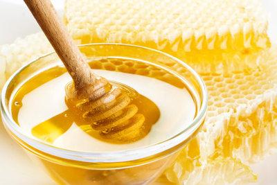 Honig ist ein Heilmittel.