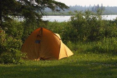 Zelten in NRW - Campingwochenende am See.