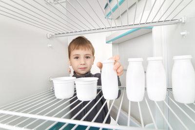 Die Kühlschranktemperatur richtig einstellen