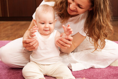 Gut ausgebildete Kleinkindbetreuung ist wichtig.