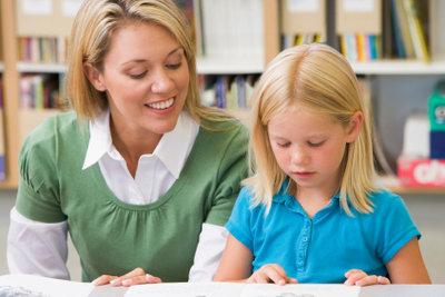 Über ein Praktikum im Kindergarten berichten
