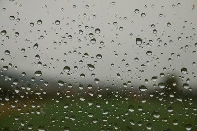 Regen bedeutet nicht zwangsweise Trübsal.