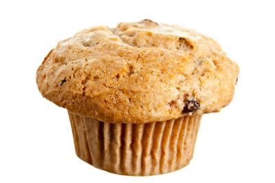 Muffins sind auch ohne Mehl lecker