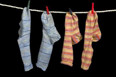 Basische Strümpfe sind keine gewöhnlichen Socken.