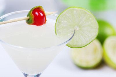 Das Rezept für James Bonds Martini
