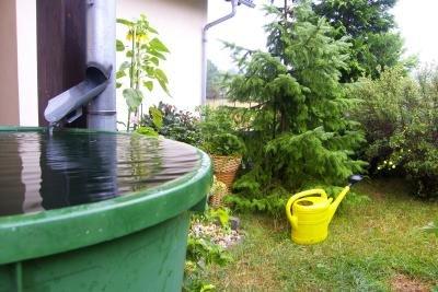 Wassertonnen gibt es in diversen Ausführungen.