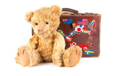 Ein eigener Koffer für Ihr Kind